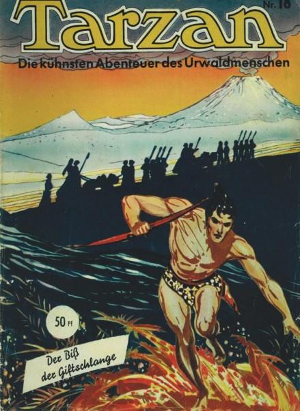 Tarzan 18 (Z2-), Mondial