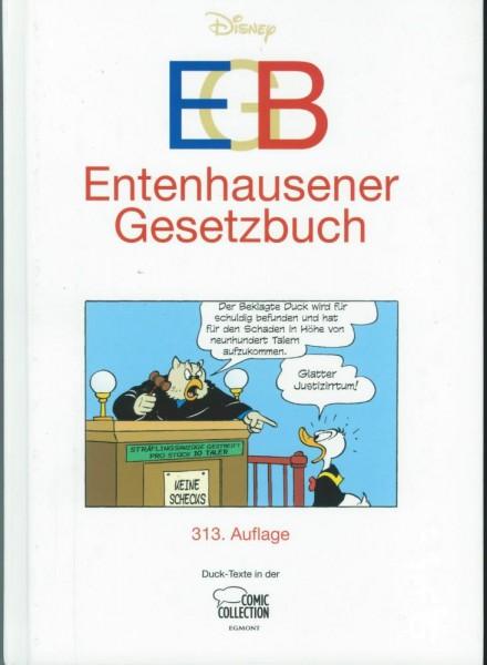 EGB - Entenhausener Gesetzbuch, Ehapa