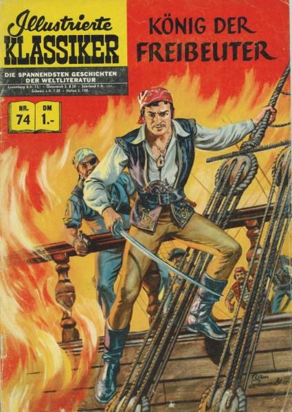 Illustrierte Klassiker 75 (Z1-2 HLN138), bsv