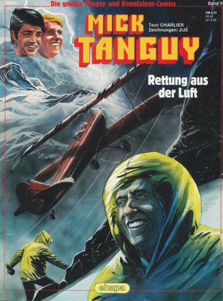 Die großen Flieger- und Rennfahrer-Comics 9 (Z1), Ehapa