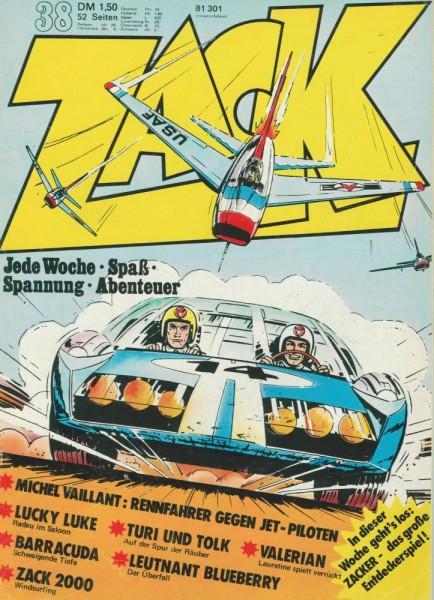 Zack 1973/38 (Z2-), Koralle