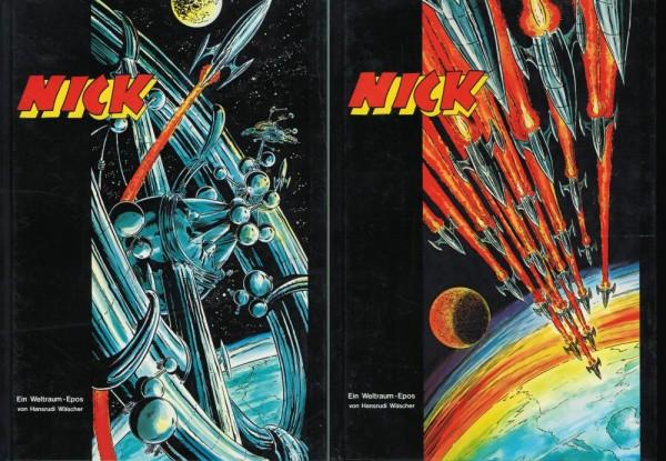 Nick Bücher 1-24 (Z1), Hethke