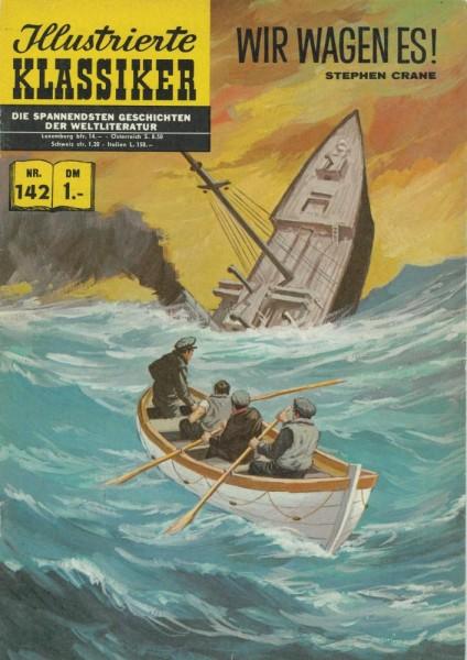 Illustrierte Klassiker 142 (Z1- HLN141), bsv