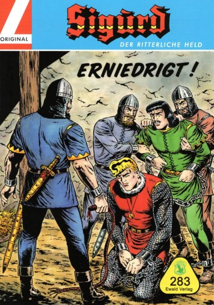 Sigurd GB 283, Ingraban Ewald