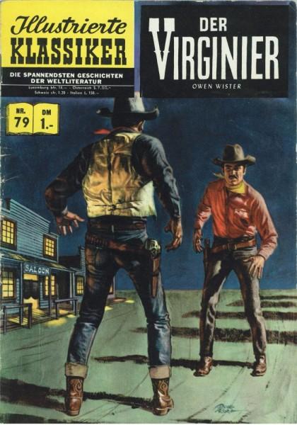 Illustrierte Klassiker 79 (Z2 HLN138), bsv