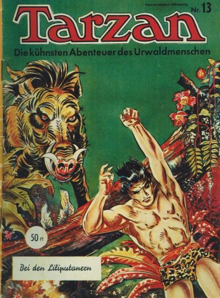 Tarzan 13 (Z1-2), Mondial