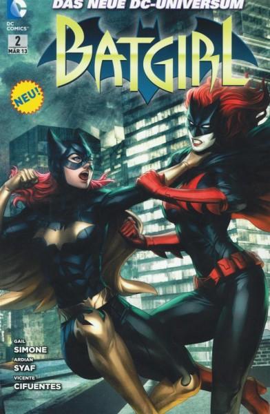 Batgirl 2, Panini