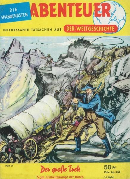 Abenteuer der Weltgeschichte 71 (Z1-), Lehning