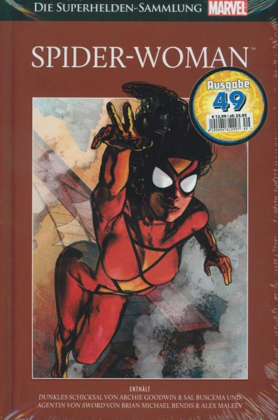 Die Marvel Superhelden-Sammlung 49 - Spider-Woman, Panini