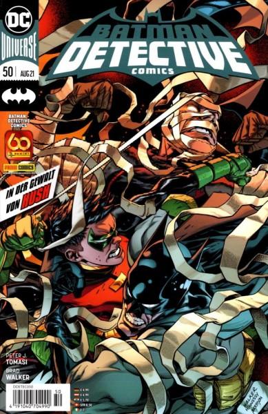 Batman - Detective Comics Rebirth 50, Panini