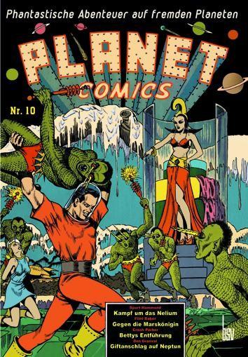 Planet Comics 10, bsv Hannover