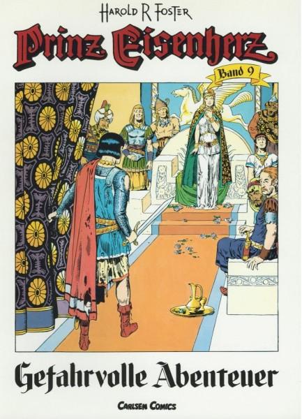 Prinz Eisenherz 9 (1. Auflage, Z0), Carlsen