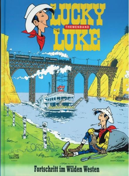 Lucky Luke Themenband 3, Ehapa