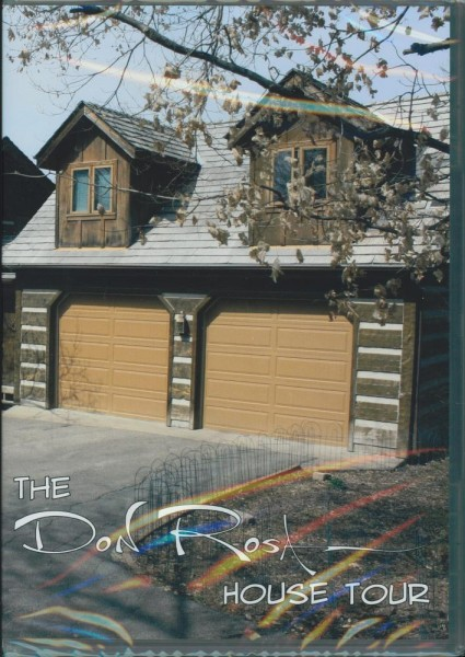 Don Rosa House Tour, DVD