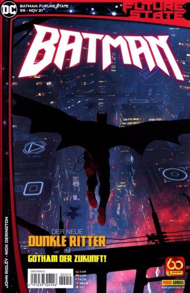 Batman Rebirth 55, Panini