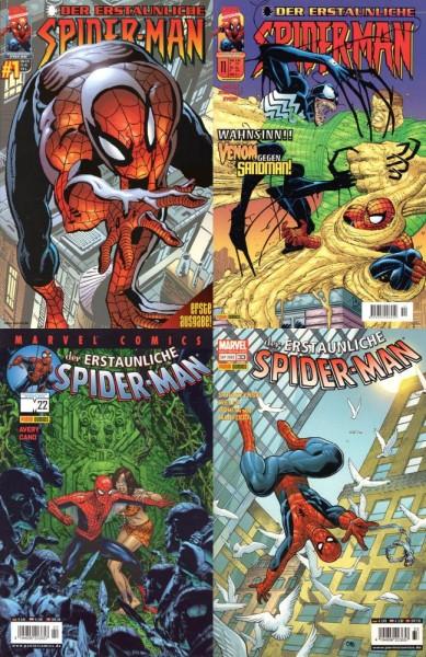 Spider-Man, Der erstaunliche 1-33 (Z1), Panini
