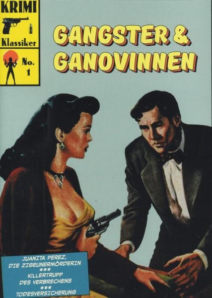 Krimi Klassiker 1, ilovecomics Verlag