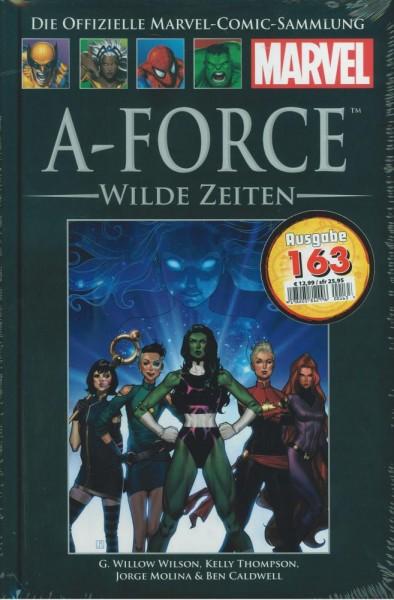 Hachette Marvel 163 - A-Force, Panini