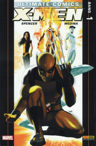 Ultimate Comics - X-Men 1, Panini