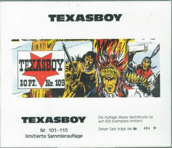 Texasboy 101-110 (Z0), Dargatz