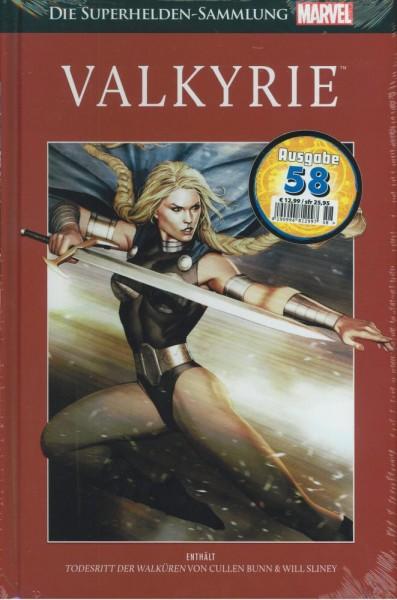 Die Marvel Superhelden-Sammlung 58 - Valkyrie, Panini