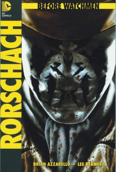 Before Watchmen: Rorschach, Panini