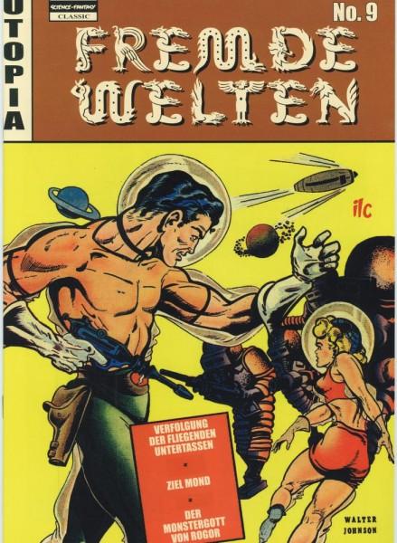 Fremde Welten 9, ilovecomics Verlag